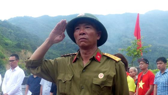 """Nguyên Chủ tịch nước Trương Tấn Sang tưởng niệm 35 năm """"ngày giỗ chung"""" mặt trận Vị Xuyên ảnh 6"""