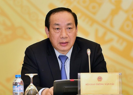Thi hành kỷ luật Ban cán sự đảng Bộ GTVT và nguyên Thứ trưởng Nguyễn Hồng Trường ảnh 1