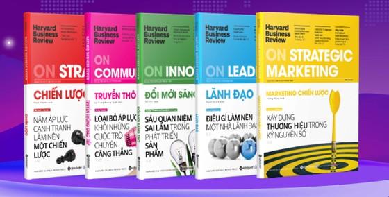 Ấn phẩm Harvard Business Review ra mắt lần đầu tại Việt Nam ảnh 1