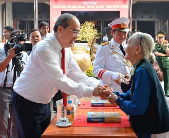 Họp mặt truyền thống Cách mạng Sài Gòn - Chợ Lớn - Gia Định - TPHCM ảnh 4