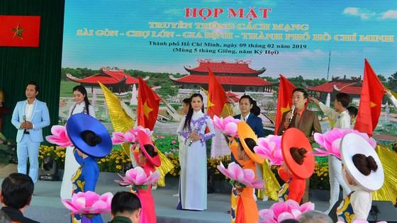 Họp mặt truyền thống Cách mạng Sài Gòn - Chợ Lớn - Gia Định - TPHCM ảnh 2