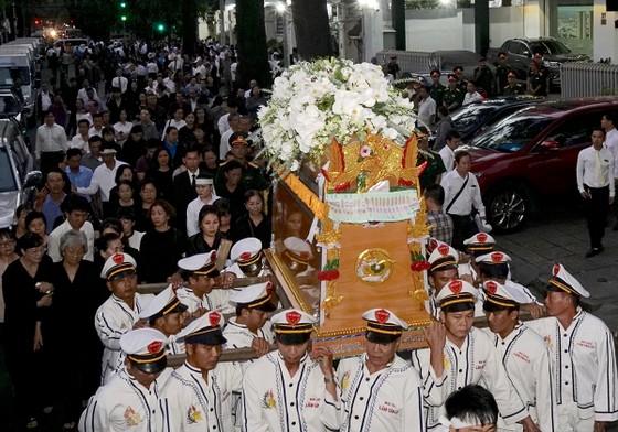 Lễ truy điệu và di quan Phó Chủ tịch UBND TPHCM Nguyễn Thị Thu ảnh 18