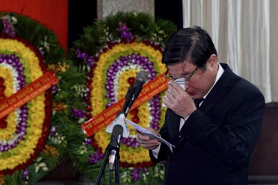 Lễ truy điệu và di quan Phó Chủ tịch UBND TPHCM Nguyễn Thị Thu ảnh 3
