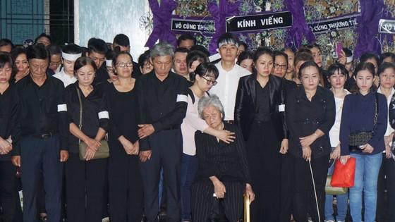 Lễ truy điệu và di quan Phó Chủ tịch UBND TPHCM Nguyễn Thị Thu ảnh 17