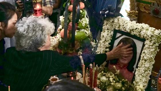 Lễ truy điệu và di quan Phó Chủ tịch UBND TPHCM Nguyễn Thị Thu ảnh 5