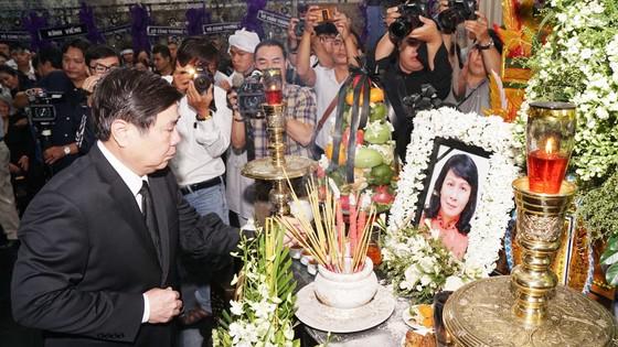 Lễ truy điệu và di quan Phó Chủ tịch UBND TPHCM Nguyễn Thị Thu ảnh 8