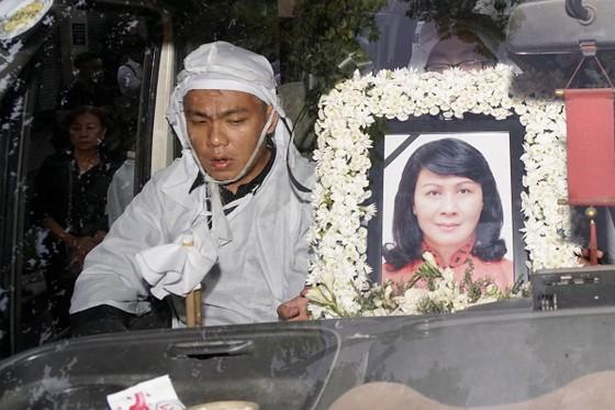 Lễ truy điệu và di quan Phó Chủ tịch UBND TPHCM Nguyễn Thị Thu ảnh 19