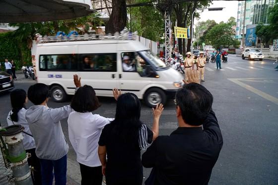 Lễ truy điệu và di quan Phó Chủ tịch UBND TPHCM Nguyễn Thị Thu ảnh 20