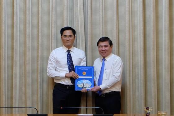 Bổ nhiệm 2 giám đốc sở Giao thông Vận tải và Kế hoạch - Đầu tư TPHCM ảnh 1