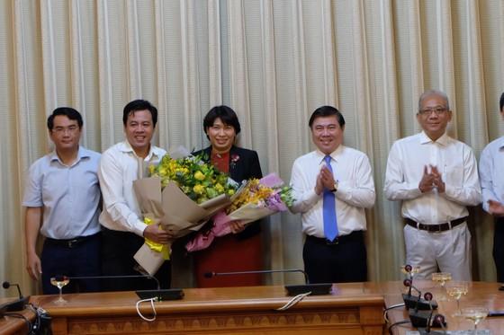 Bổ nhiệm 2 giám đốc sở Giao thông Vận tải và Kế hoạch - Đầu tư TPHCM ảnh 2