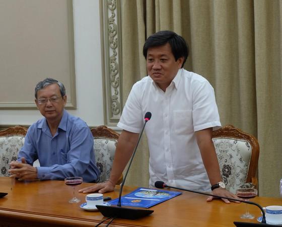 Phó Chủ tịch UBND quận 1 Đoàn Ngọc Hải nhận công tác mới ảnh 1