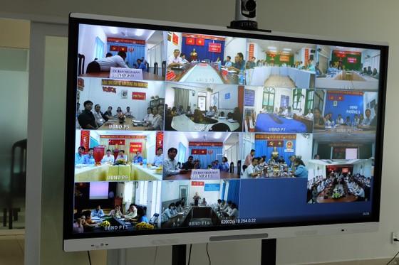 Quận 3 ra mắt hệ thống Hội nghị truyền hình trực tuyến ảnh 2