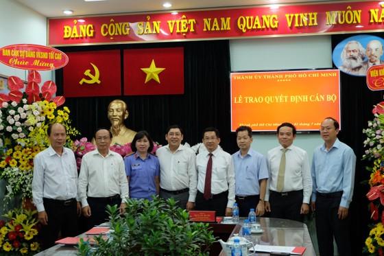 Đồng chí Dương Ngọc Hải giữ chức vụ Phó Trưởng Ban Nội chính Thành ủy TPHCM ảnh 1