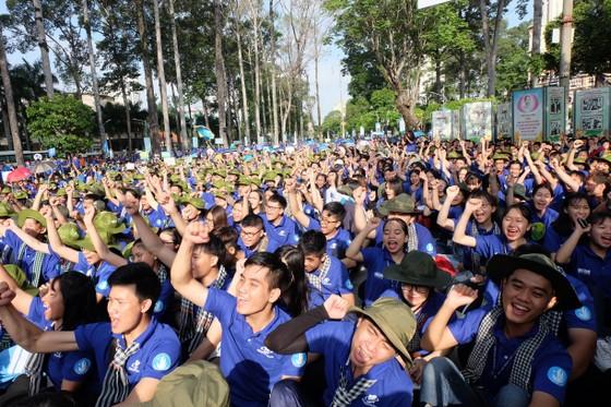 Ra quân Chiến dịch tình nguyện Mùa hè xanh lần thứ 26 năm 2019 ảnh 2