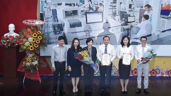 Bệnh viện đa khoa hạng 1 đầu tiên tại TPHCM đạt tiêu chuẩn ISO 15189 ảnh 1
