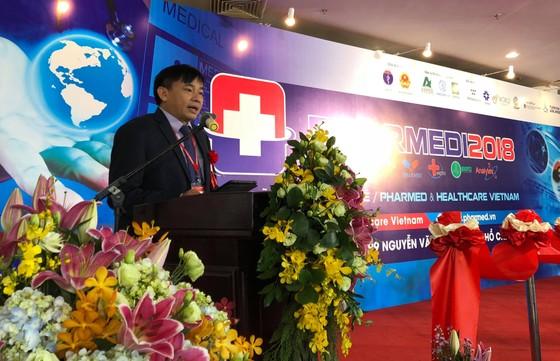 25 quốc gia và vùng lãnh thổ tham dự Triển lãm y tế Quốc tế Việt Nam lần thứ 13 ảnh 1