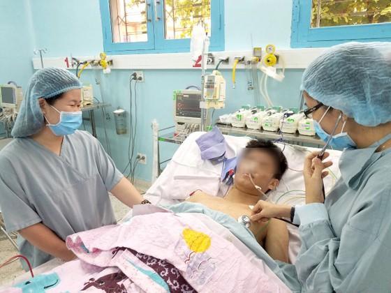 Lần đầu tiên Việt Nam ghép thận cho trẻ em từ người chết não ảnh 1