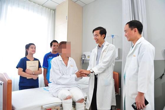 Cấp cứu thành công bệnh nhân Campuchia bị suy đa tạng vì nhiễm liên cầu lợn ảnh 1