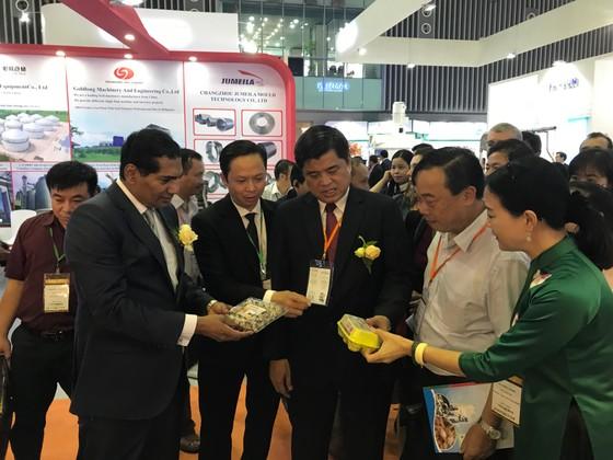 368 đơn vị đến từ 46 quốc gia tham gia triển lãm công nghệ mới trong chăn nuôi, thủy sản ảnh 1