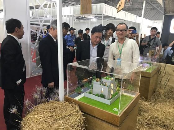 Tư vấn miễn phí thiết kế nhà tại Hội chợ Đồ gỗ và trang trí nội thất Việt Nam ảnh 1