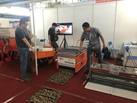 Khai mạc hội chợ quốc tế về nông nghiệp ảnh 1
