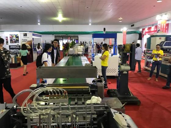 Hơn 200 gian hàng triển làm quốc tế ngành điện, máy móc công nghiệp ảnh 1