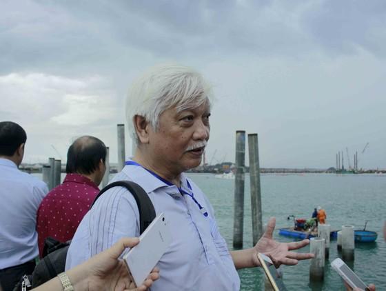 Khởi công công trình khai quật tàu cổ Dung Quất tại Quảng Ngãi ảnh 8