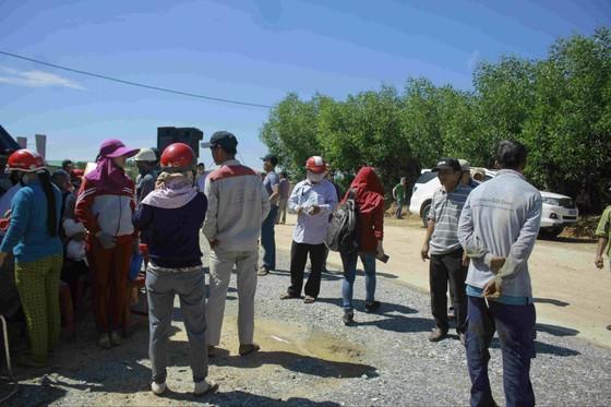 Quảng Ngãi: Chính quyền đối thoại, không giải quyết được bức xúc của dân về ô nhiễm bãi rác ảnh 4