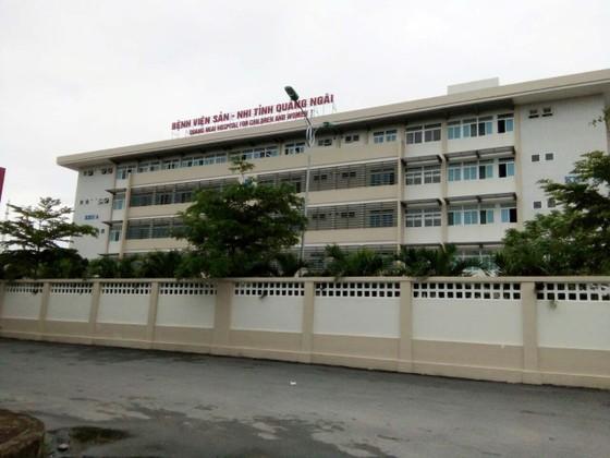 Quảng Ngãi: Yêu cầu họp hội đồng vụ sản phụ tử vong sau phẫu thuật u nang buồng trứng ảnh 1