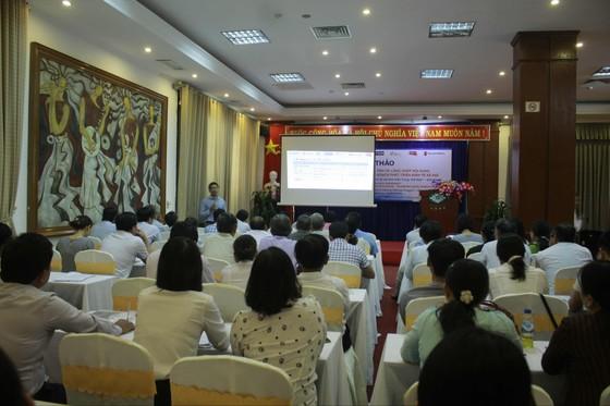 Quảng Ngãi: Tìm giải pháp lồng ghép phòng chống thiên tai vào phát triển kinh tế ảnh 1