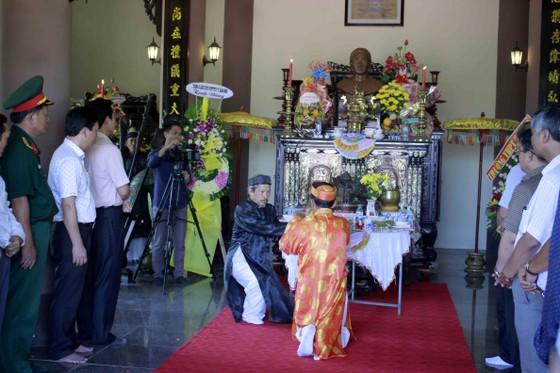 Tưởng niệm 154 năm ngày Anh hùng dân tộc Trương Định tuẫn tiết ảnh 1