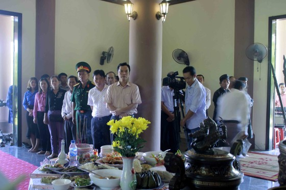 Tưởng niệm 154 năm ngày Anh hùng dân tộc Trương Định tuẫn tiết ảnh 2