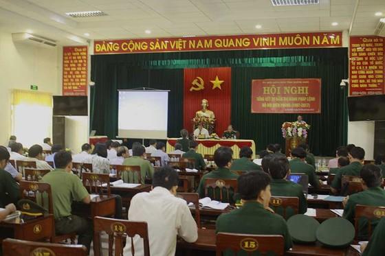 Quảng Ngãi: 20 năm thực hiện pháp lệnh Bộ đội Biên phòng ảnh 1