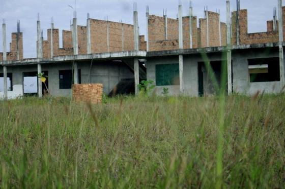 Quảng Ngãi:  Trung tâm dạy nghề kiểu mẫu 5 năm vẫn chưa xây xong ảnh 3