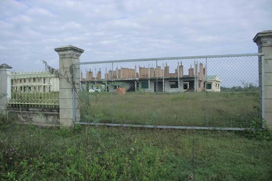 Quảng Ngãi:  Trung tâm dạy nghề kiểu mẫu 5 năm vẫn chưa xây xong ảnh 5