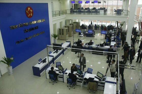 Khai trương Trung tâm hành chính công tỉnh Quảng Ngãi ảnh 1