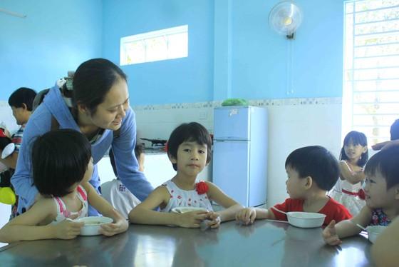 Tết với trẻ em ở Cô nhi viện Phú Hòa ảnh 5