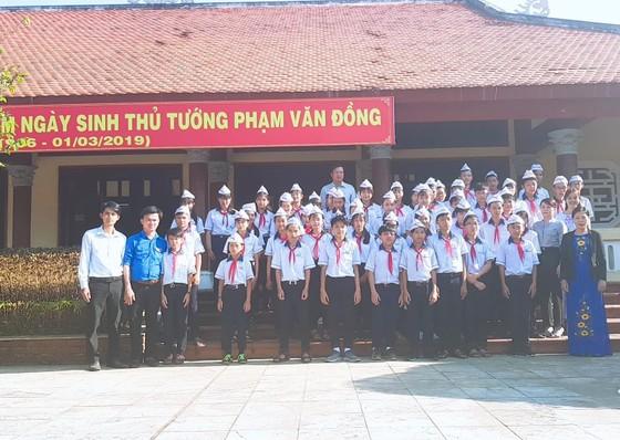 Quảng Ngãi: Kỷ niệm 113 năm ngày sinh cố Thủ tướng Phạm Văn Đồng ảnh 3