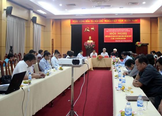 Khảo sát hơn 1.130 điểm ở Công viên địa chất Lý Sơn - Sa Huỳnh, Quảng Ngãi ảnh 1