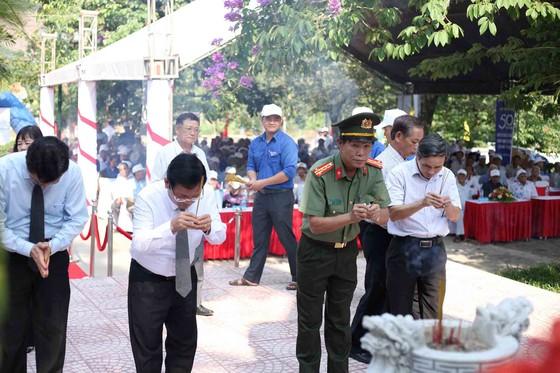 Quảng Ngãi: Tưởng niệm 50 năm ngày 63 thường dân Khánh Giang - Trường Lệ bị thảm sát ảnh 2