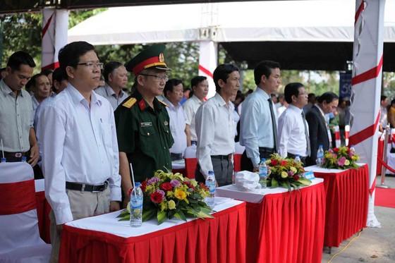 Quảng Ngãi: Tưởng niệm 50 năm ngày 63 thường dân Khánh Giang - Trường Lệ bị thảm sát ảnh 1