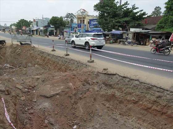Quảng Ngãi: Nâng cấp Quốc lộ 1A, ba năm chưa xong ảnh 1