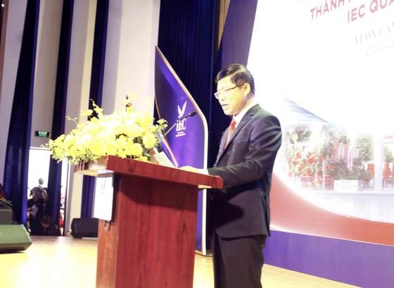 Khánh thành Thành phố Giáo dục Quốc tế-IEC Quảng Ngãi ảnh 2