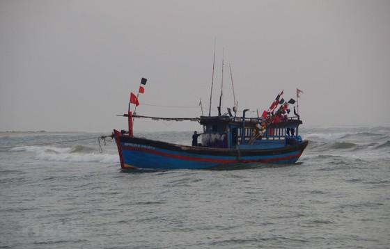 Quảng Ngãi: Tàu cá Lý Sơn cứu vớt 32 ngư dân nước ngoài gặp nạn trên biển ảnh 1