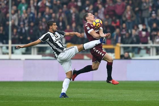 Juventus - Torino: Mưa bàn thắng ở Turin ảnh 1
