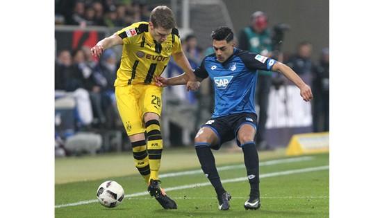 Dortmund - Hoffenheim: Tất cả cho tốp 3 ảnh 1