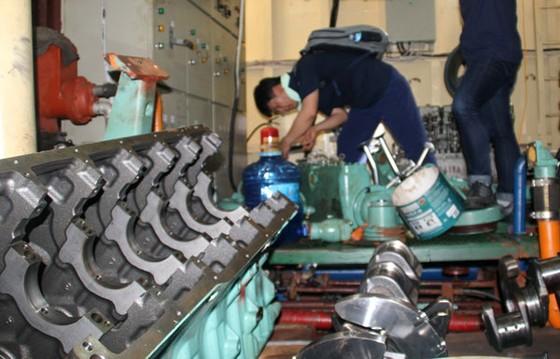 Bình Định tiếp tục yêu cầu Bộ Công an làm sáng tỏ vụ tàu vỏ thép NĐ-67 ảnh 1