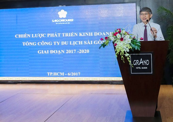 Công bố quy trình Quản lý khách sạn 5 sao tiêu chuẩn Saigontourist ảnh 2