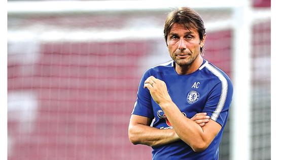 """Conte cảnh báo về """"mùa giải khó khăn"""" ảnh 1"""