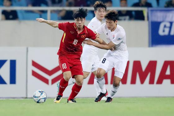 U22 Việt Nam – Các ngôi sao K-League 1-0: Đúng chất giao hữu ảnh 5